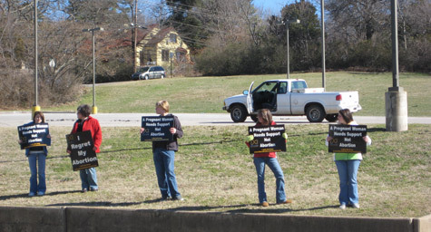 History of 40 days for life in fayetteville and northwest arkansas