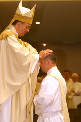 Holy orders calls ordained clergy to be servants ...