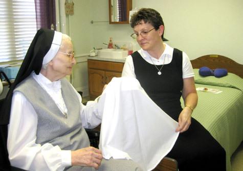 Becoming a nun after divorce
