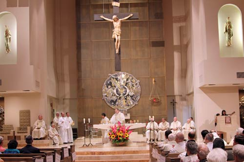 a friend in the diocese for 25 years