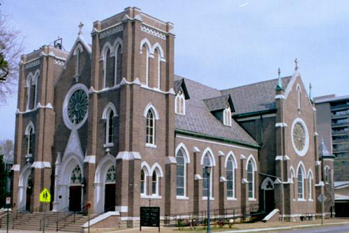 Catholic sites await in some favorite destinations - Arkansas