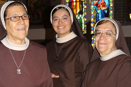 carmelite nuns a link to past and future in conway