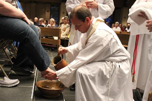 Catholics in Arkansas gathered for Holy Week worship ...