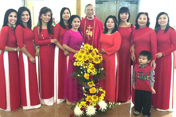 Vietnamese community remembers martyrs on feast day