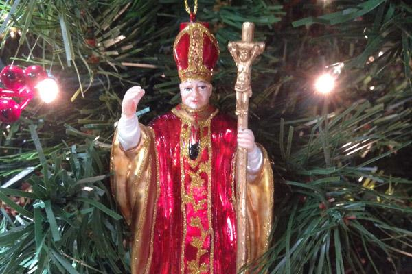 St. Raphael Catholic Books & Gift Shop in Springdale sells Catholic ornaments.