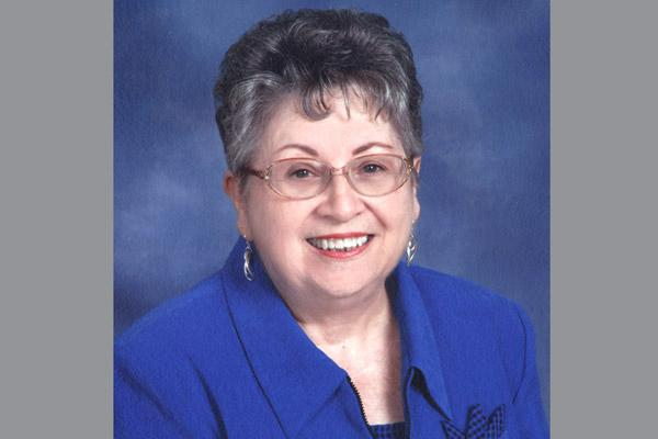 Janet Daddato worked for 30 years at St. Edward Church in Texarkana. She died July 1.