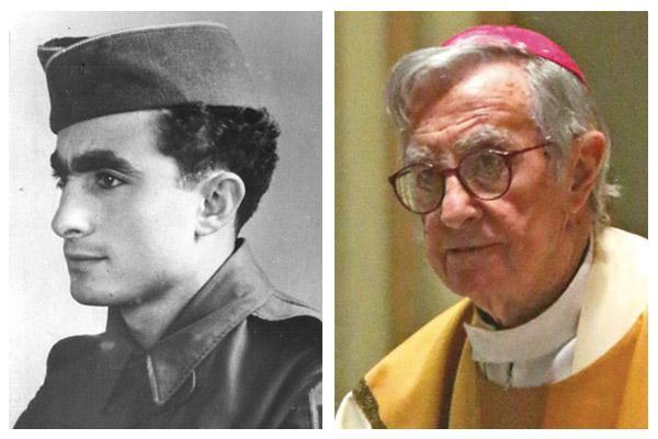 Retired Philadelphia auxiliary bishop shares vivid memories of World War II, meeting Pius XII...