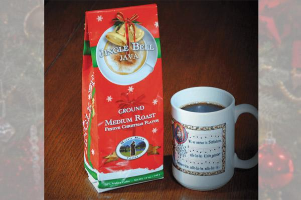 jingle bell java a christmas favorite in the mystic monk coffee line from cloistered carmelites