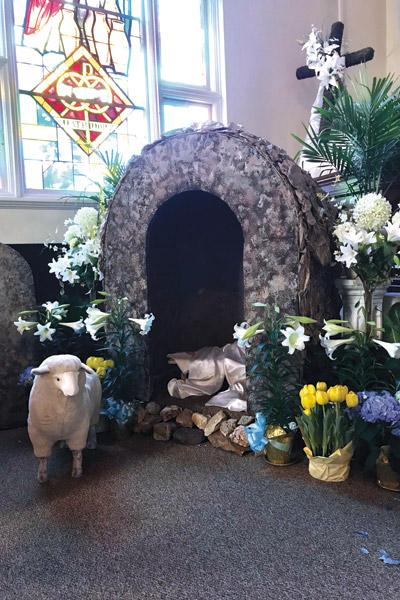 Holy week 2018 parishes celebrate easter triduum arkansas 0407 holywk18 pic 0401 stmary hts vg mightylinksfo