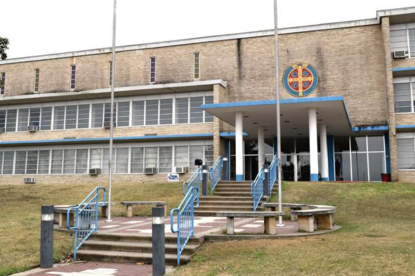 Trinity Junior High in Fort Smith will own both wings of the 1958 building it has been leasing from the Benedictine sisters of St. Scholastica Monastery. (Jacqueline Burkepile photo)