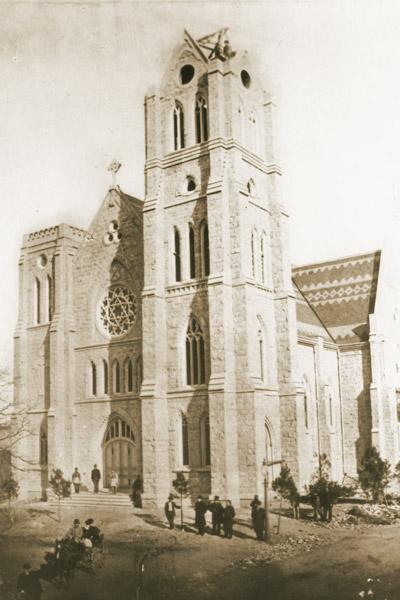 Cathedral Of Saint Andrew, December 2020, Calendar, Thriving vineyard: Diocese celebrates 175 years   Arkansas